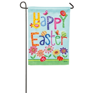Easter Garden Flags