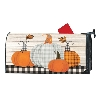 PLAID PUMPKIN MAILWRAP Thumbnail