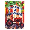TRACTOR GOD BLESS AMERICA Thumbnail