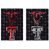 TEXAS TECH RAIDERS GLITTER FLAG Thumbnail