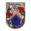 PATRIOTIC WELCOME WREATH GARDE Thumbnail