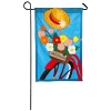 BICYCLE BASKET GARDEN APPLIQUE Thumbnail