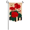 GERANIUM GARDEN APPLIQUE FLAG Thumbnail