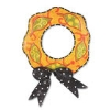 FALL WREATH DOOR HANGER Thumbnail