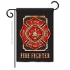 FIRE FIGHTER GARDEN FLAG Thumbnail
