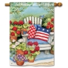 PATRIOTIC PILLOWS FLAG Thumbnail