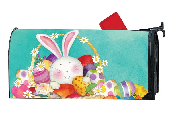 Easter Mailbox Cover