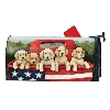 PATRIOTIC PUPPIES MAILWRAP Thumbnail