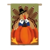 BOUNTIFUL TURKEY HOUSE FLAG Thumbnail