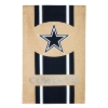 DALLAS COWBOYS BURLAP FLAG Thumbnail