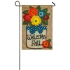 WELCOME FALL GARDEN FLAG Thumbnail