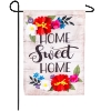 FLORAL HOME SWEET HOME GARDEN  Thumbnail
