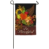 BE THANKFUL GARDEN FLAG Thumbnail