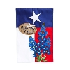 BLUEBONNET APPLIQUE FLAG Thumbnail