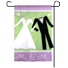 MR. AND MRS. GARDEN FLAG Thumbnail