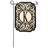 K MONOGRAM FILIGREE GARDEN Thumbnail