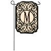 M MONOGRAM FILIGREE GARDEN Thumbnail