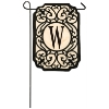 W MONOGRAM FILIGREE GARDEN Thumbnail