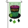 HAPPY ST PATS GARDEN APPLIQUE Thumbnail