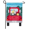 RED TRUCK WELCOME APPLIQUE  Thumbnail