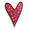 LOVE HEART LIT DOOR HANGER Thumbnail