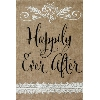 HAPPILY EVER AFTER GARDEN FLAG Thumbnail