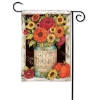 FALL MASON JARS GARDEN FLAG Thumbnail