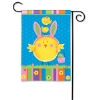 EASTER CHICKS GARDEN FLAG Thumbnail