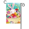 EASTER BASKET GARDEN FLAG Thumbnail