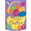 EASTER BASKET APPLIQUE GDN FLA Thumbnail