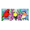 BIRDS ON FENCE SASSAFRAS Thumbnail