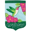 HUMMINGBIRD APPLIQUE GARDEN FL Thumbnail
