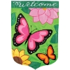 BUTTERFLIES APPLIQUE GARDEN FL Thumbnail
