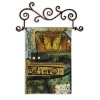 FORGED GARDEN FLAG WALL BRACKET Thumbnail