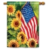 AMERICAN SUNFLOWERS FLAG Thumbnail