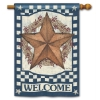BLUE BARN STAR FLAG Thumbnail